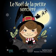 Le Noel de la petite sorcière