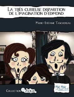 La très curieuse disparition de l'imagination D'Edmond