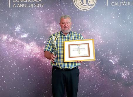 ZOLUȘCA a luat al 8-lea MERCURIUL de AUR!