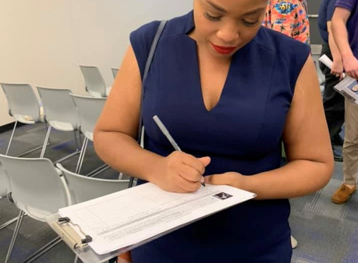 Whitney Walker files candidacy to represent the people of district 3 as County Supervisor....