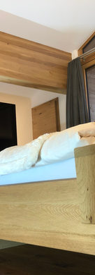 arradamento legno Resort Catrina Experience