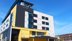 Aloft Cortex Set to Open Its Doors to Guests This July