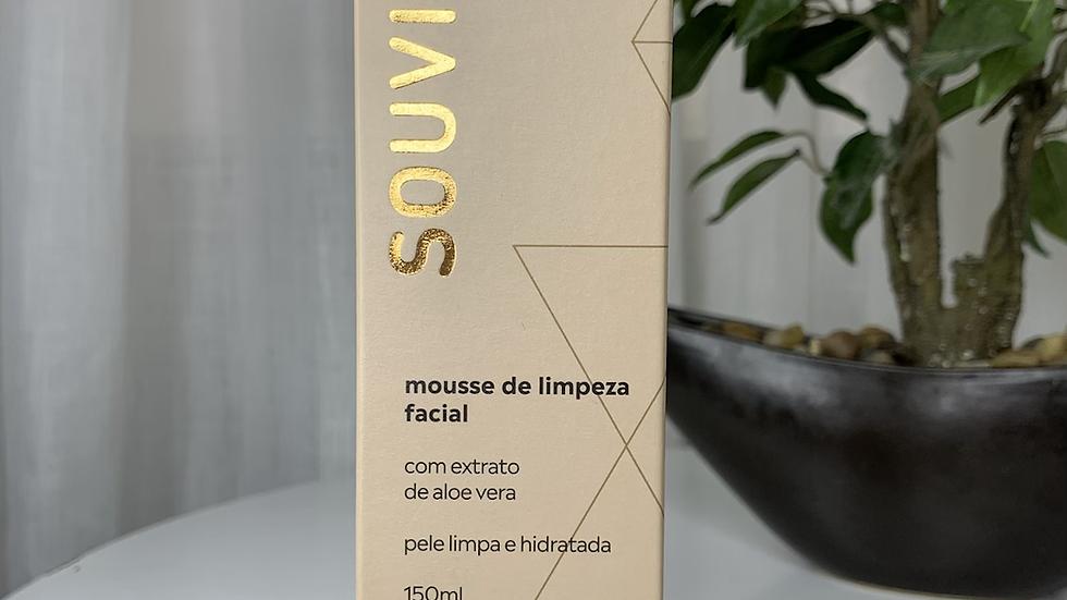 MOUSSE DE LIMPEZA FACIAL 45-60 SOUVIE