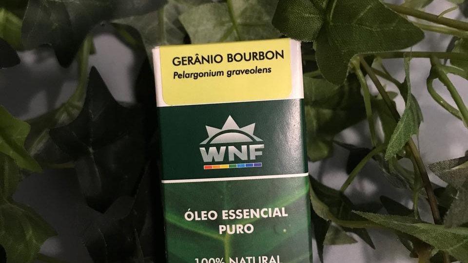 Oleo essencial Gerânio