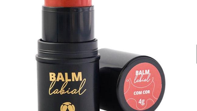 Balm Labial com Cor