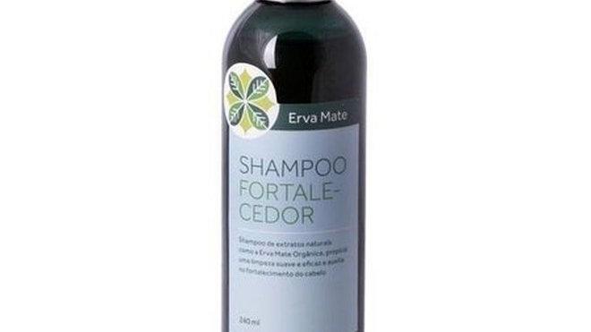 Shampoo Fortalecedor Erva Mate