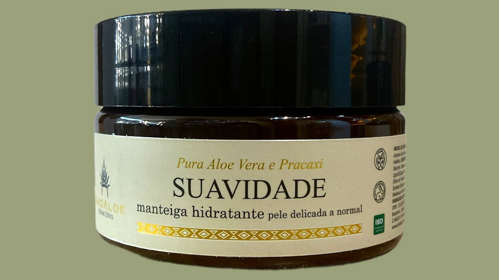 Manteiga Hidratante Suavidade