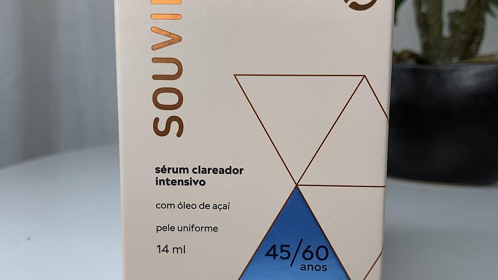 SÉRUM CLAREADOR INTENSIVO 45-60 SOUVIE