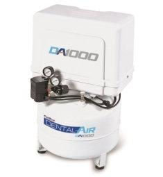 DA1000-25VFP - Isento de Óleo AirZap