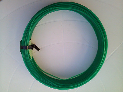 Tubo Espaguetinho 2,6 X 1,2 - verde