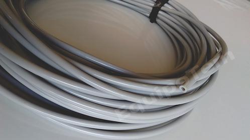 Mangueira tubo - PU - 6,0x3,3 - preço por metro: