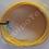 Thumbnail: Mangueira espaguetinho - PU - 2,6x1,2 - preço por metro: