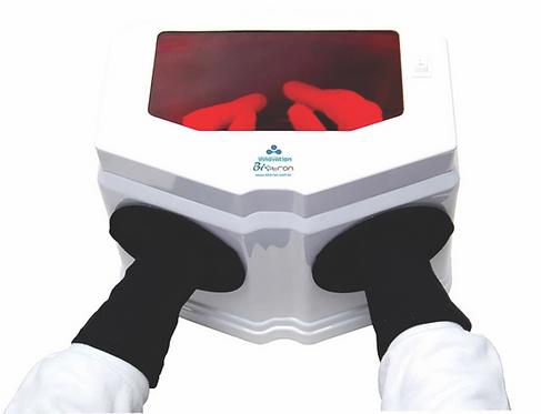 Innovation Revelação radiográfica odontológica com iluminação - Biotron