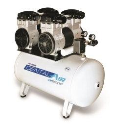 DA3000-50VF - Isento de Óleo AirZap