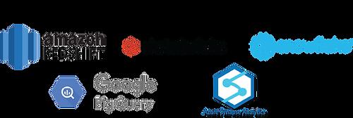 Redshift databricks Snowflake Google BigQuery Azure Synapse.png