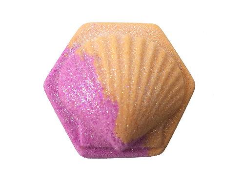 Mermaid Sea Shell Bath Bomb