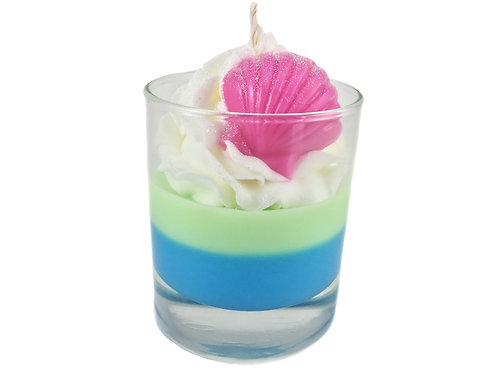 Mermaid Whipped Soy Candle