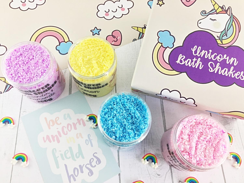 Unicorn Bath Shakes