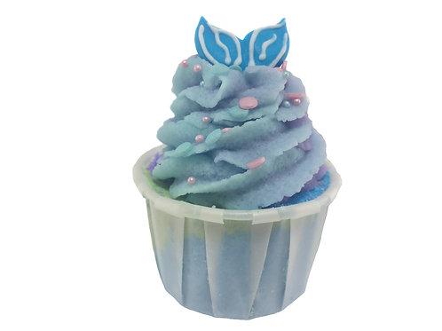 Mermaid Cupcake Bath Bomb