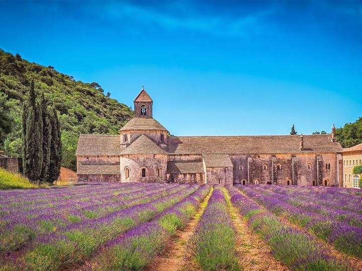 Abbaye de Senanque, France