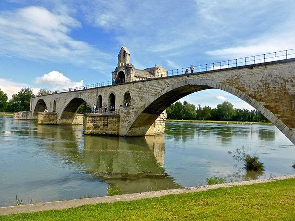 Pont de Avignon, Avignon, France