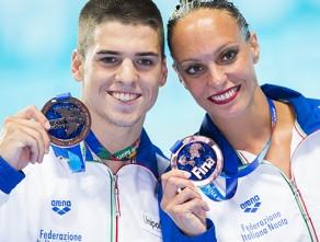 Seconda medaglia mondiale per il Syncro italiano.