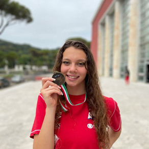 Italiani Juniores Syncro, altra medaglia per l'Aurelia Nuoto