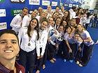 Scuola Sincronizzato Roma, campioni d'Italia Sincro, sincro Roma, scuola nuoto sincronizzato, agonismo nuoto sincro, piscina comunale roma sincro, corsi nuoto bambini Roma