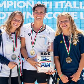 Assoluti di fondo, Rachele Bruni centra un altro oro nella 5 km di Piombino!