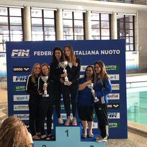 Campionato italiano Juniores, secondo posto e tante medaglie!
