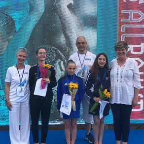 1° Trofeo Naomi Carrozza, il sincronizzato per ricordare una straordinaria ragazza..