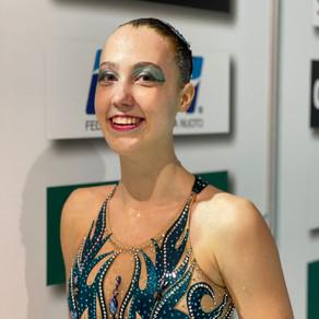 Claudia Laveglia campionessa italiana!
