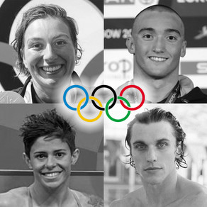 Olimpiadi Tokio 2020 Aurelia Nuoto presente