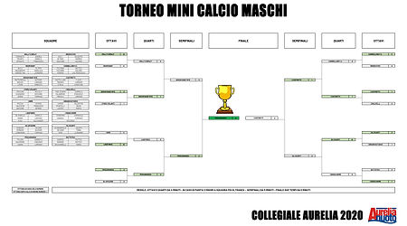 MINI CALCIO MASCHI