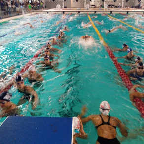 Inizio col botto per i categoria Aurelia Nuoto!