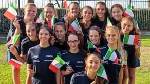 Campionato europeo giovanile, presente la nostra atleta Vernice!