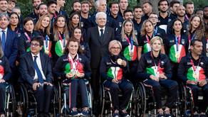 Il nostro Federico Burdisso premiato dal presidente della repubblica Sergio Mattarella