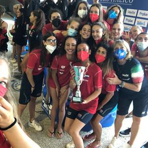 Italiani Juniores Syncro, tante soddisfazioni ed un 3° posto di società!