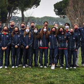 Campionati italiani assoluti invernali 2020, straordinari!