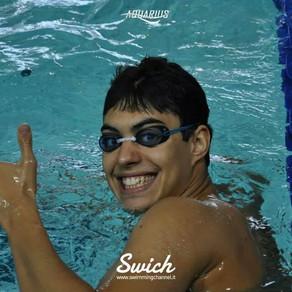 Il nostro atleta di Nuoto Raffaele Tavoletta (alias TAVOLA)