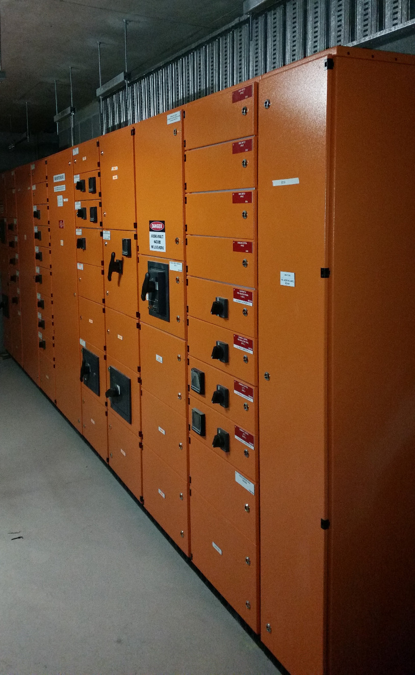 Form 4a Switchboard Installed