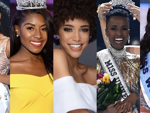 History Made Again! Toni-Ann Singh of Jamaica was Crowned Miss World Last Night!