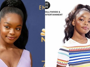Black-Ish Star & Youngest Producer in Hollywood, Marsai Martin Makes Forbes 30 Under 30 List