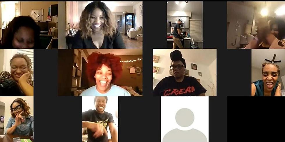 Virtual Sip -N- Play Black Trivia Game Night With Friends!