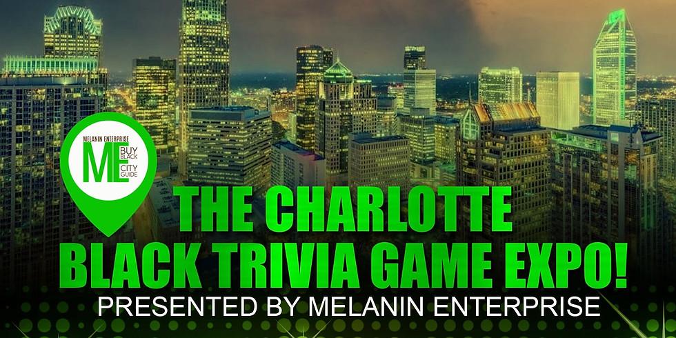 Charlotte's Black Trivia Game EXPO!