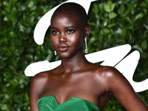 Meet the 19 Year Old Sudanese Model who Beat Kendall, Gigi, Bella, & Kaia for Model of the Year