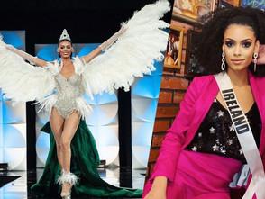 Miss Universe Ireland is a Member of Alpha Kappa Alpha Who Works at NASA