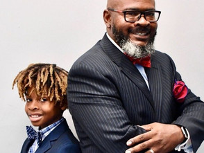 Father and Son's Financial Literacy Curriculum Teaches Black Youth to Invest in the Stock Market