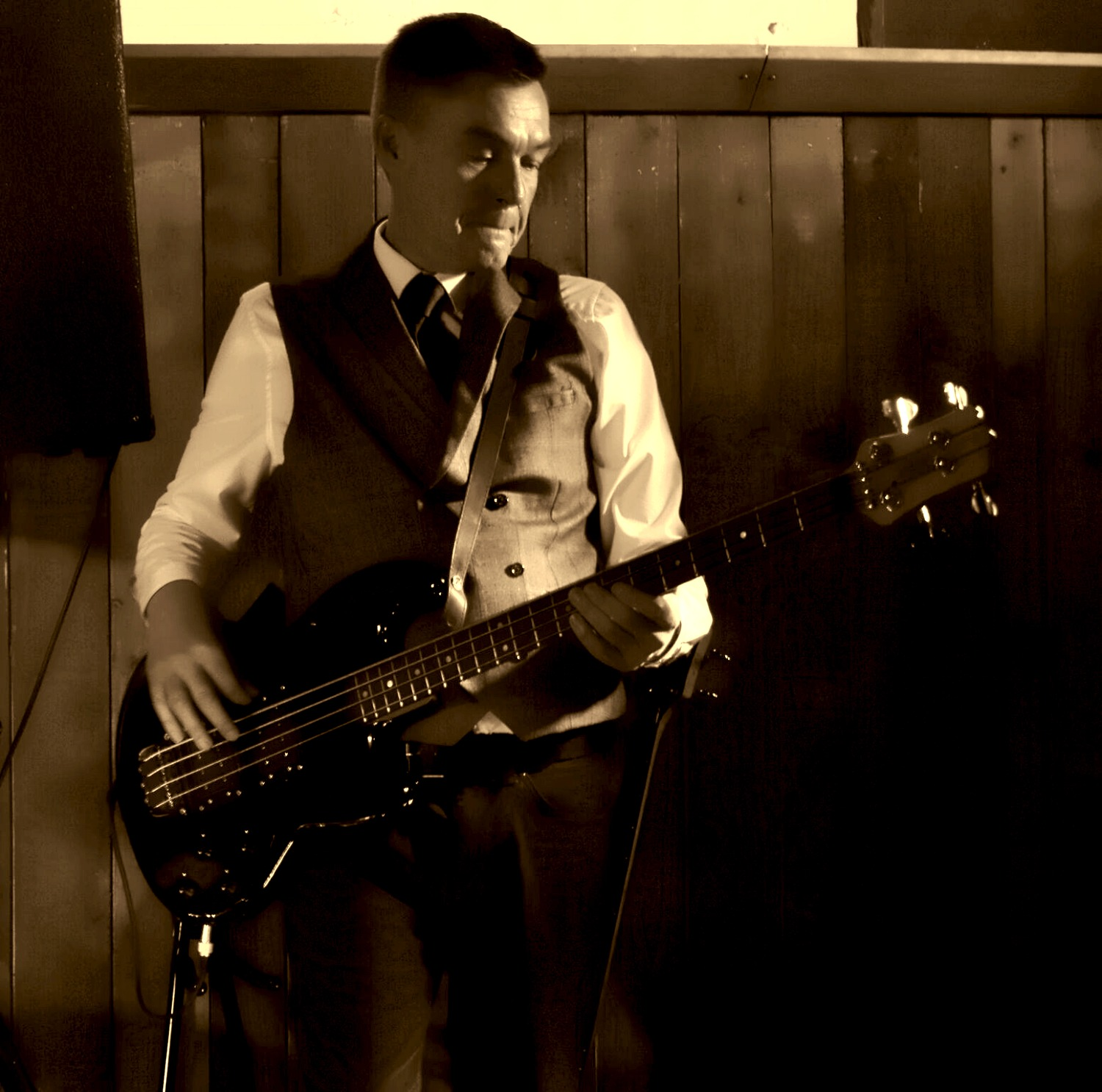 Paul on Bass