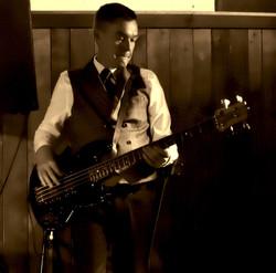 Paul on Bass
